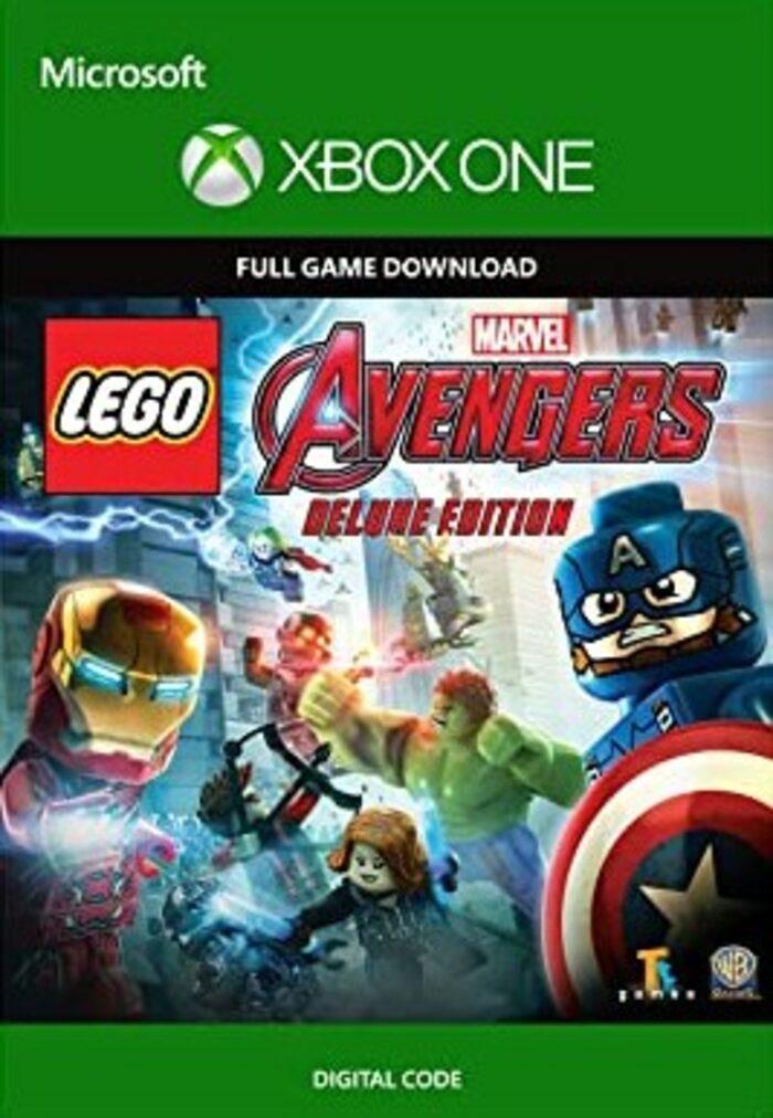 LEGO: Marvel's Avengers Deluxe Edition Digital Key Xbox One/Series X Argentina via VPN - £9.61 @ Eneba/MagicCodes