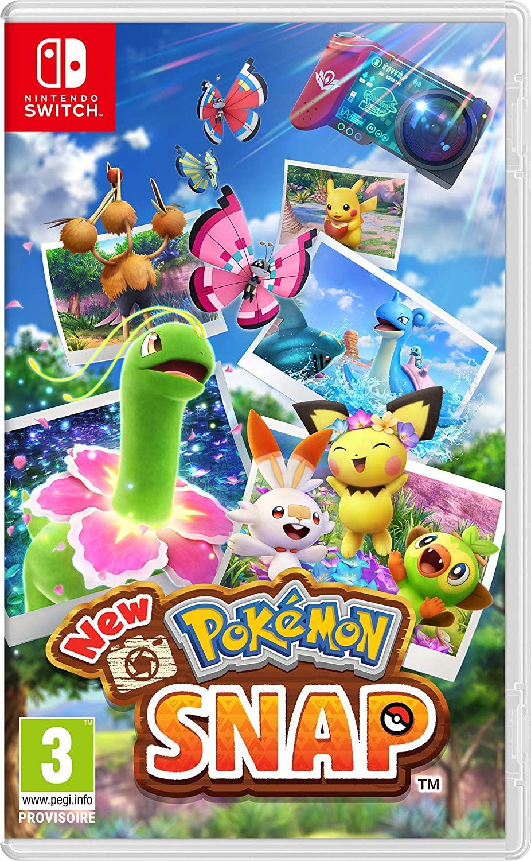 New Pokémon Snap (Nintendo Switch) pre-order £34.99 @ Boomerang Video Game Rentals