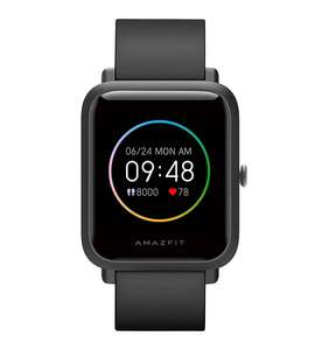 Amazfit Bip S Lite Smartwatch Fitness Watch with Heart Rate Smartwatch - £34.11 @ Amazon
