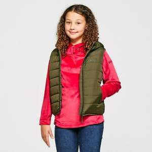 Kids' Blisco Gilet - On Sale Plus 10% off £14.95 with delivery for member or £19.95 with purchase of memership @ Go Outdoors