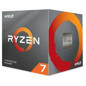 Ryzen 7 3700X Gen3 CPU/Processor with Wraith Prism RGB Cooler, £248.71 at CCL/ebay (with code)