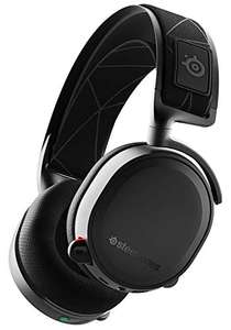 SteelSeries Arctis 7, Wireless Gaming Headset, DTS: X v2.0 Surround for PC, PS5, PS4, Black plus 40% off PC Game Pass - £139.98 @ Amazon