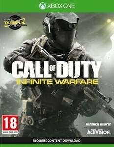 Call of Duty: Infinite Warfare (Xbox One) Used - £4.29 delivered @ Music Magpie / eBay