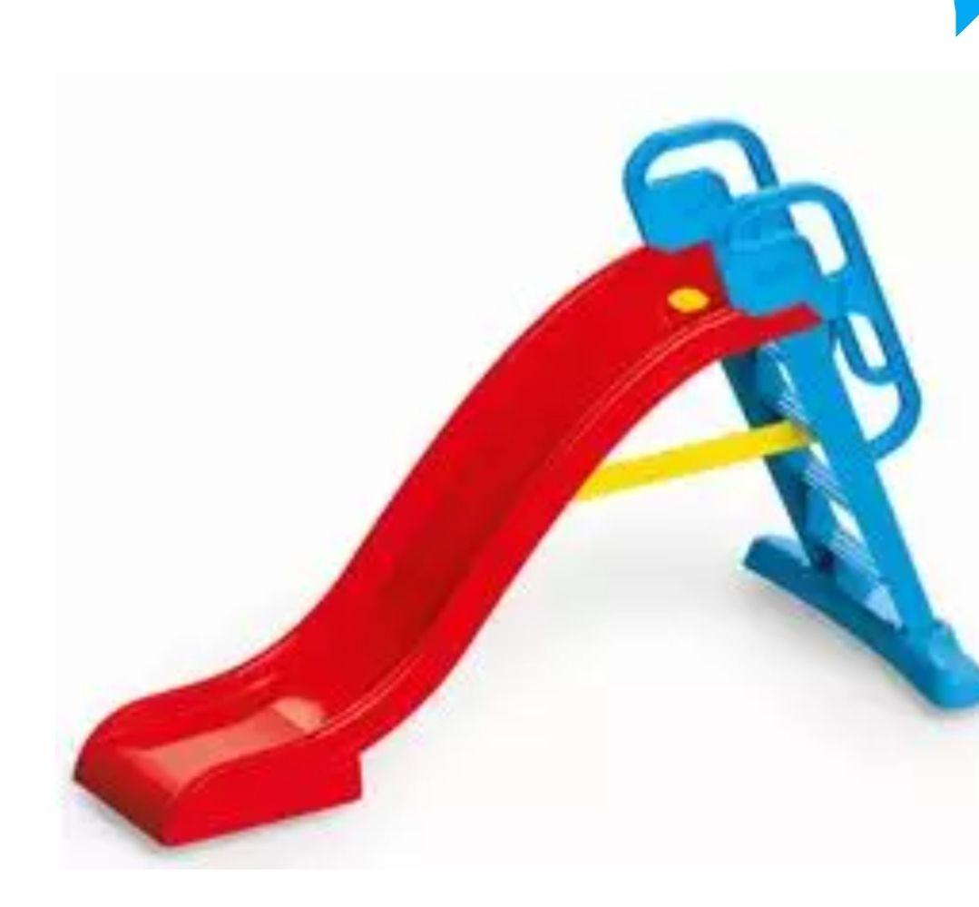 Dolu Big Splash Water Slide 6.5FT Kids Outdoor 2-In-1 Slide - with Water Jet - £44.99 delivered (UK Mainland) @ e-bikesdirect