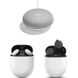 Google Pixel Buds + Google Nest Mini = £129 @ BT Shop