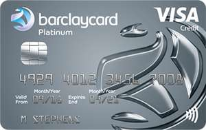 Barclaycard Platinum 0% interest on balance transfers for up to 24 months 0.9% BT fee 21.9% APR @ Barclaycard