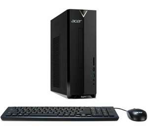 Refurbished ACER Aspire XC-895 Desktop PC - Intel® Core™ i3, 1 TB HDD, Black - Grade B £214.92 (UK Mainland) from ebay / currys_clearance