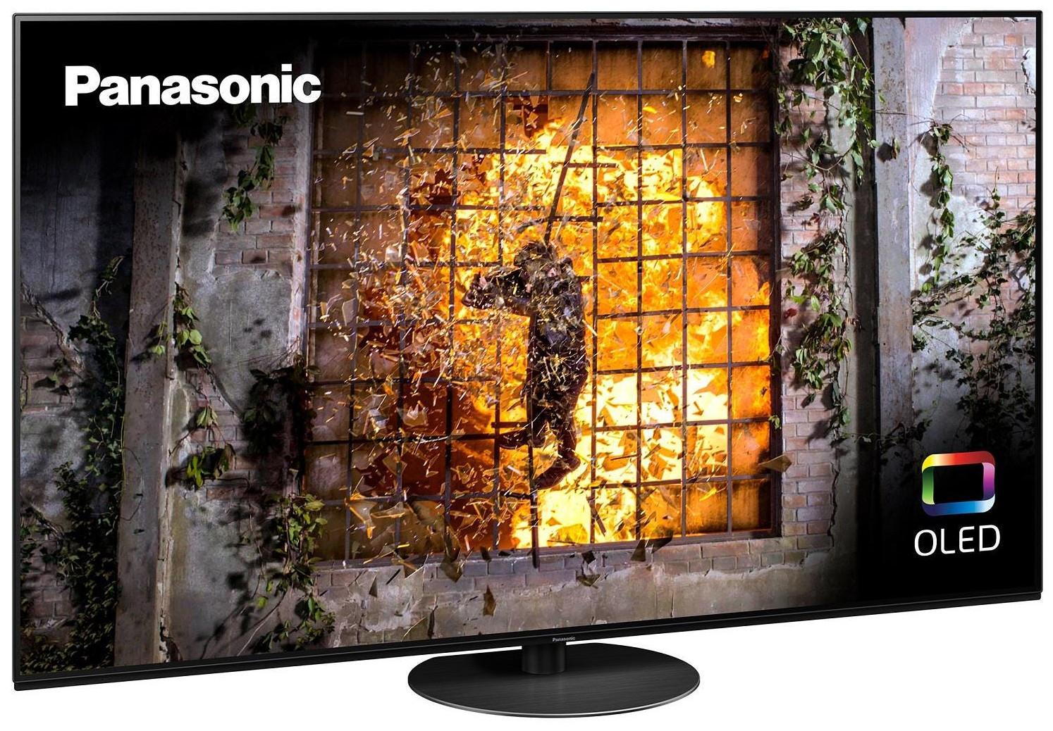 "Panasonic TX-55HZ1000B (2020) OLED HDR 4K Ultra HD Smart TV, 55"" w/ Freeview Play Dolby Atmos - £1299 @ John Lewis & Partners"