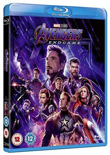 Marvel Studios Avengers: Endgame [Blu-ray] [2019] [Region Free] £6.99 (£2.99 p&p non prime) @ Amazon