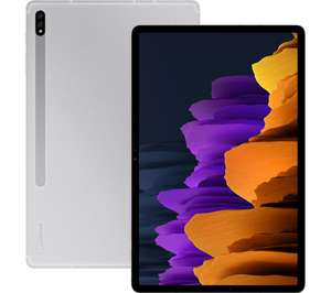 "SAMSUNG Galaxy Tab S7 Plus 12.4"" Tablet 128 GB - £699 @ Currys PC World"