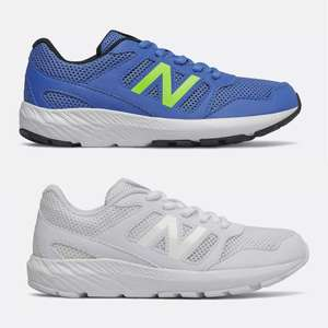 New Balance 570 Kids' Trainers, now £21.28 using code (+£4.50 delivery / Free on £50) @ New Balance