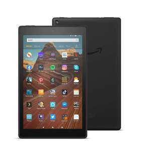 "Amazon Fire HD10 (9th gen) Tablet 32GB 10.1"" HD Display with 32GB SD Card & 4 Easy Pays £94.91 Delivered @ QVC"
