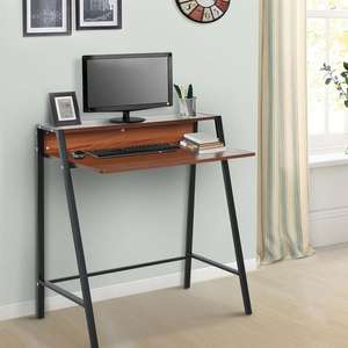 HOMCOM Wooden Writing Desk / Computer Table - £36.89 with code @ eBay / mhstarukltd