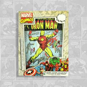 Marvel Comics Covers Adult T-Shirts £2.99 Home Bargains (Willenhall)