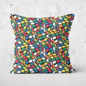 Printed cushions (Harry Potter / 90s TV + Films / Gaming etc) from £11.99 Delivered using code @ Zavvi