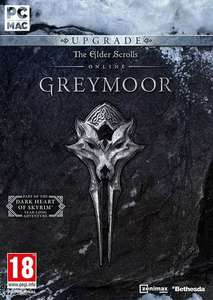 The Elder Scrolls Online - Greymoor Upgrade (PC) - £5.99 at CDKeys