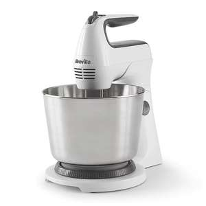 Breville Hand Mixer With Stand , Now £38 + Free Delivery \ Free Click & Collect @ Asda