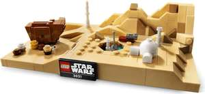 Free Lego Star Wars Tatooine Homestead With Lego Star Wars Purchases Over £85 @ LEGO Shop