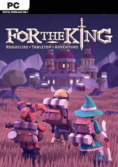 For The King [Steam Key] - £2.29 @ CDKeys