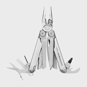 Leatherman Wave + (Plus) only £95 at Millets instore (proof of age required)