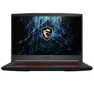 "MSI MSI GF65 NVIDIA RTX 3060, 16GB, 15.6"" 144Hz FHD, i7-10750H Gaming Laptop £1,108.69 delivered at Overclockers"
