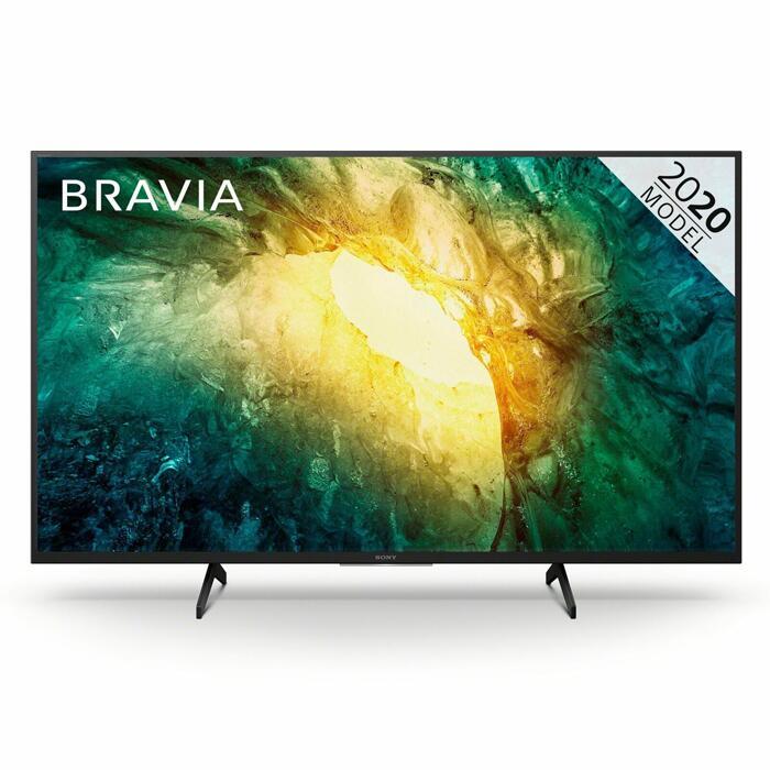 "Sony Bravia 49"" LED 4K Ultra HD HDR TV [KD49X7052PBU] £429.30 / 55"" £526 / 65"" £646 Using Code @ eBay / hughes-electrical"