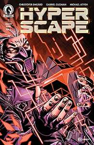 HYPER SCAPE #3: Shadow Rising (Issue 2) by Christofer Emgard - Kindle Edition Free @ Amazon