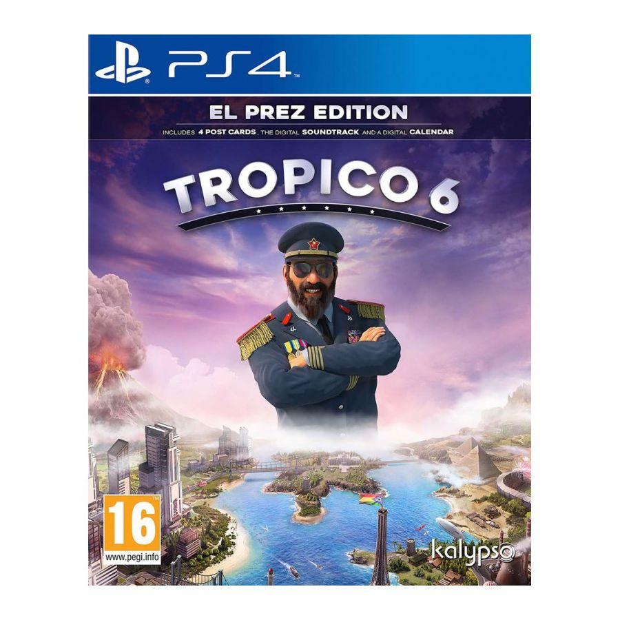 Tropico 6 El Prez Edition (PS4) - £10.95 Delivered @ The Game Collection