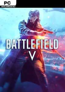 Battlefield V 5 PC (EN) £6.79 at CDKeys