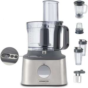 Kenwood Multipro Compact Plus Food Processor & Blender with Digital Weighing Scales, FDM312SS (requires Costco membership) - £99.99 @ Costco