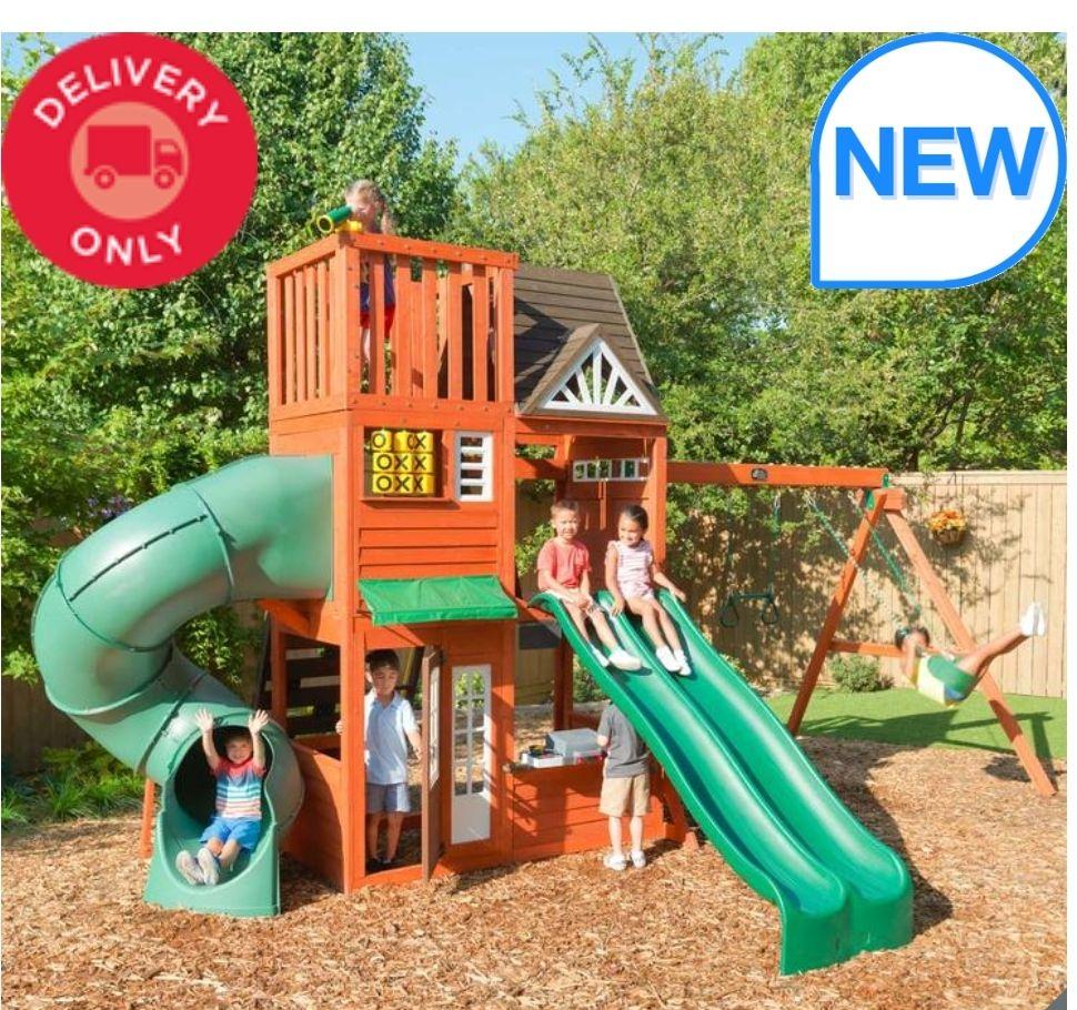 Cedar Summit Hilltop Playcentre (3 -10 Years) £1299.99 @ Costco