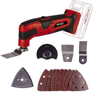 Einhell Cordless Multifunctional Tool TC-MG 18 Li-Solo Power X-Change (Bare Unit) £44.99 delivered at Amazon