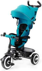 Kinderkraft Tricycle Kids Turquoise £55.84 delivered at Amazon