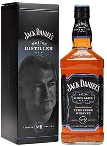 Jack Daniel's Limited Edition Master Distiller Series No. 6 Tennessee Whiskey, 43% 70cl - £20 at Tesco