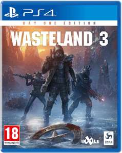 Wasteland 3 Day One Edition (PS4) £18.99 Delivered @ Go2games