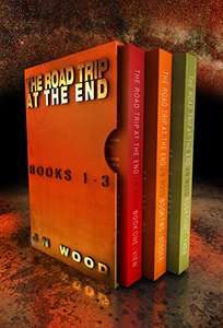 The Road Trip At The End: The Trilogy by J N Wood FREE on Kindle @ Amazon