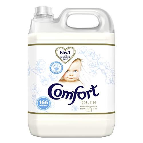 Comfort Clothes Fabric Conditioner Sensitive Skin 166 Wash 5 Litre £6 / £5.70 via subscribe and save (+£4.49 non-prime) @ Amazon