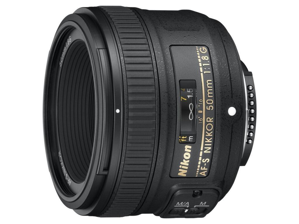 Nikon 50mm 1.8g £176 @ Grays of Westminster