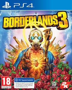 Borderlands 3 (PS4) 'As New - Grade A' - £7.20 with code @ SMG