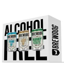 48 can mixed Alcohol Free bundle £34.25 @ BrewDog