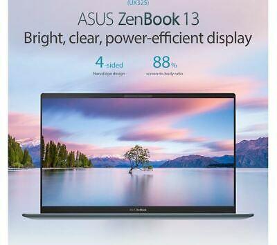 "ASUS ZenBook UX325JA Laptop (Core i7-1065G7 / 16GB DDR3 / 512 GB SSD / 13.3"" Screen /Win10) - Grade A Refurb £447.82 @ Currys Clearance Ebay"