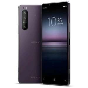 "Grade A2 Sony Xperia 1 II Purple 6.5"" 256GB 5G Unlocked & SIM Free - £399.97 @ Laptops Direct"