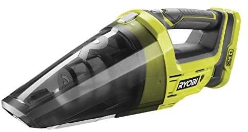 Ryobi R18HV-0 One Plus Cordless Hand Vac, 18 V, Hyper Green - £28 @ Amazon