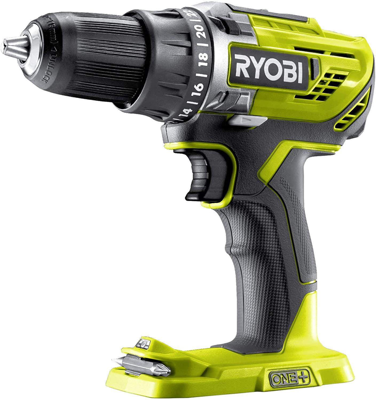Ryobi R18DD3-0 ONE+ Drill Driver Bare Tool - 18V £40 (Free click & collect) @ Argos