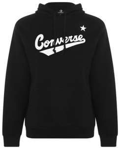 Converse Nova Hoodie in Black - £19.99 @ Sports Direct (£4.99 for home delivery)