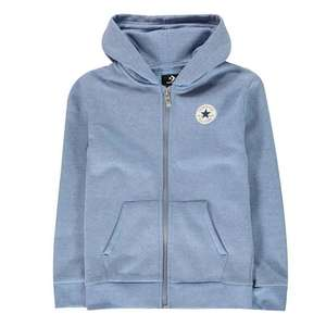 Converse Junior Hoodie blue or red £9.99 (£4.99 delivery) @ Sports Direct