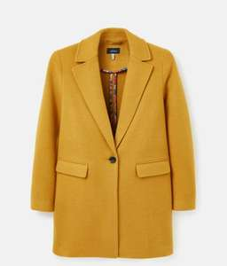 Joules Eve Wool Coat £39.95 + £3.95 delivery (Free delivery over £49) @ Joules