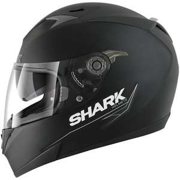 Shark S900 Dual Special Edition Motorcycle helmet - Matt Black £129.99 at SportsBikeShop