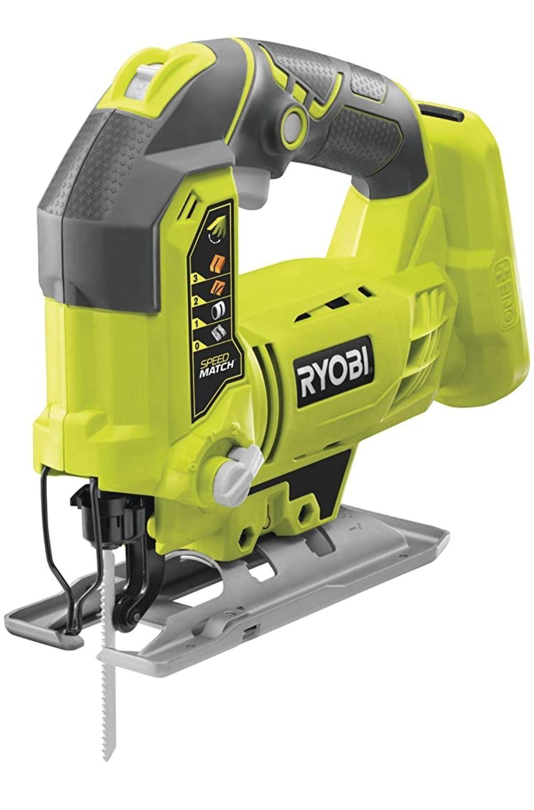 Ryobi R18JS-0 One+ Jigsaw + 3 year warranty - £64 (Free click & collect / £3.95 Delivery) @ Argos