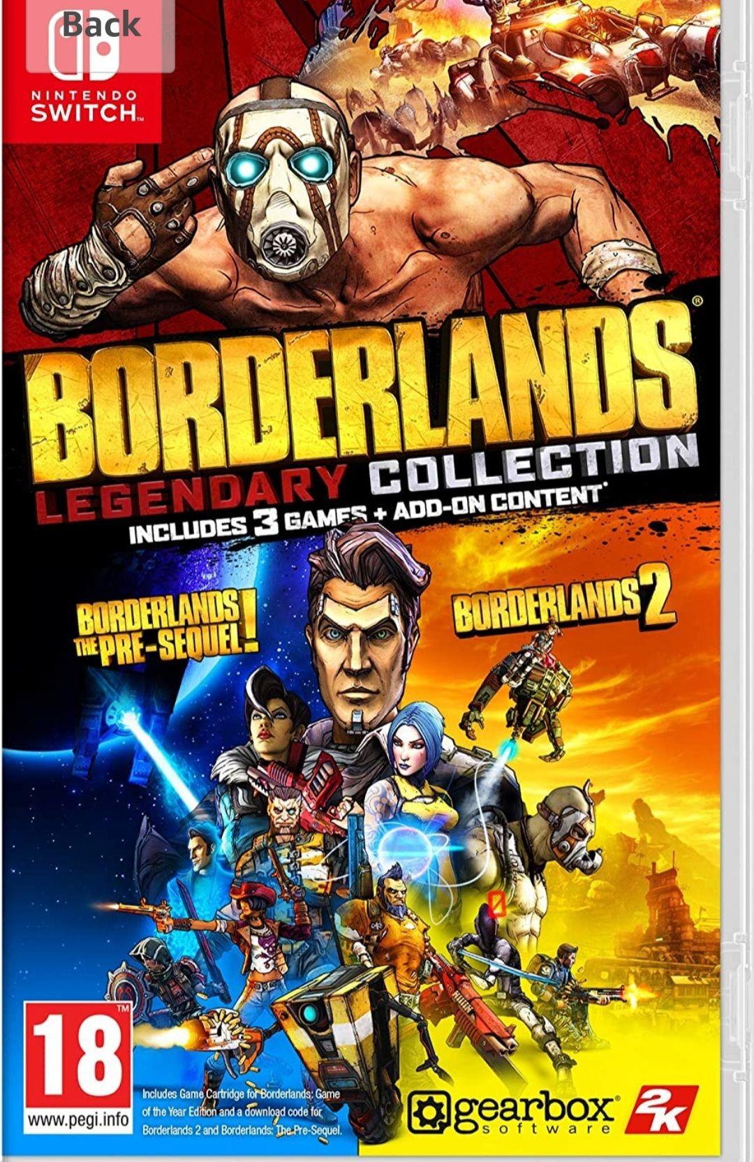 Borderlands Legendary Collection (Nintendo Switch) - £22.99 @ Amazon
